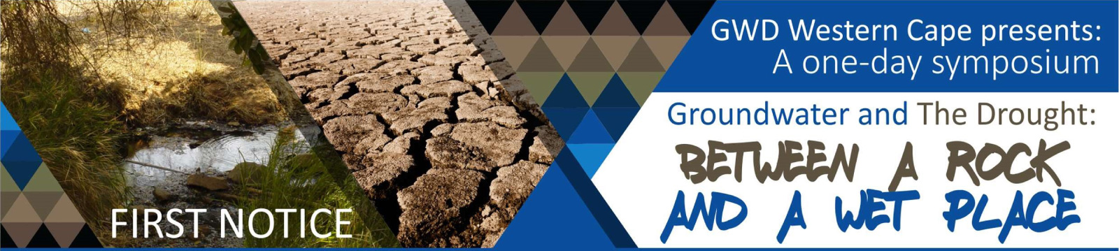 GWD Symposium: Groundwater and the Drought