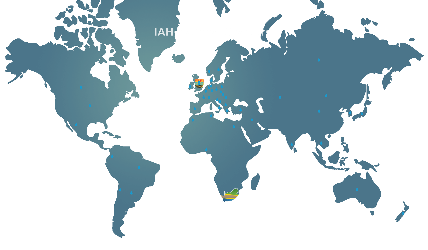 International Association of Hydrogeologists National Chapters